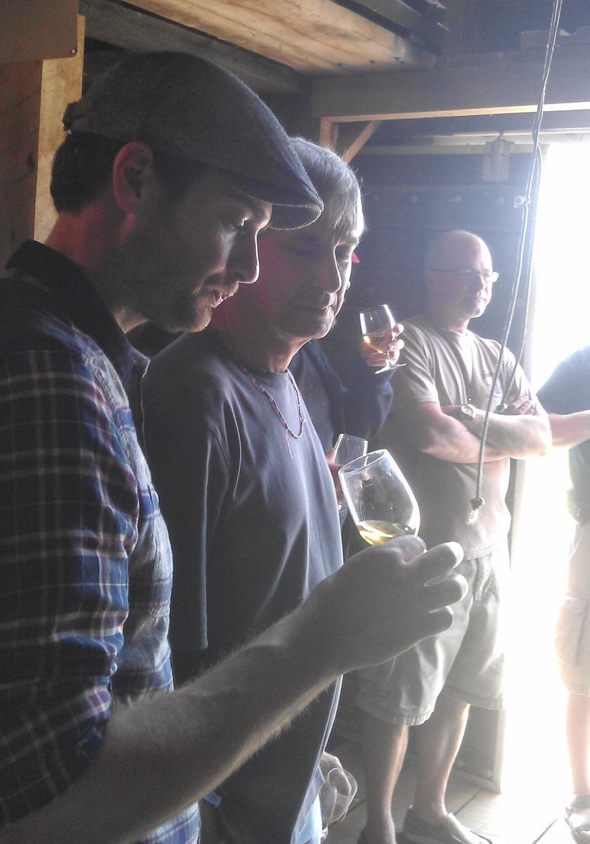 KY Bourbon trip circa2012